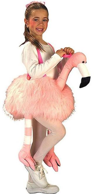 Ride a Flamingo Costume