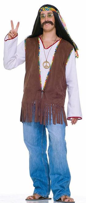 Men Hippie Vest