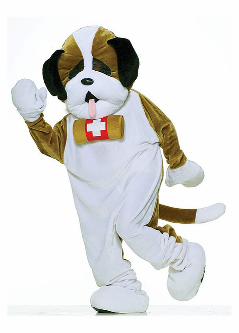 Deluxe Plush Puppy Dog Mascot