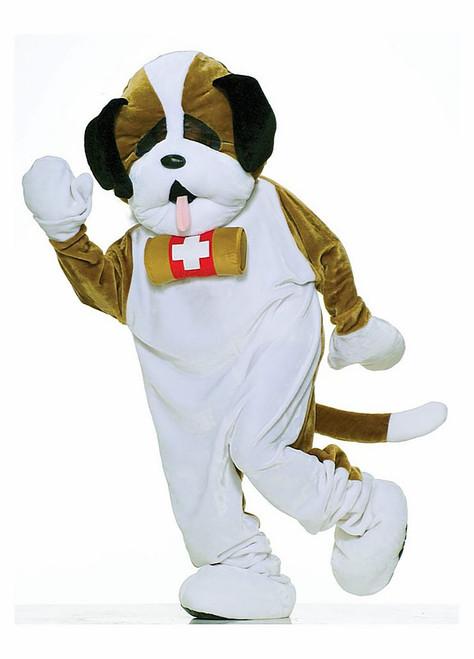 Deluxe Plush Puppy Dog Mascot