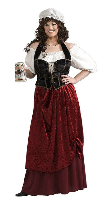 Tavern Wench Plus Costume