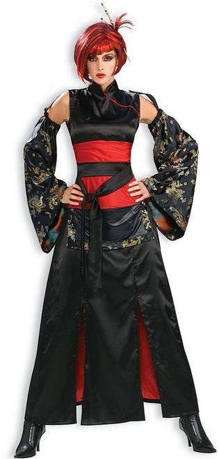 Dragon Miss Costume