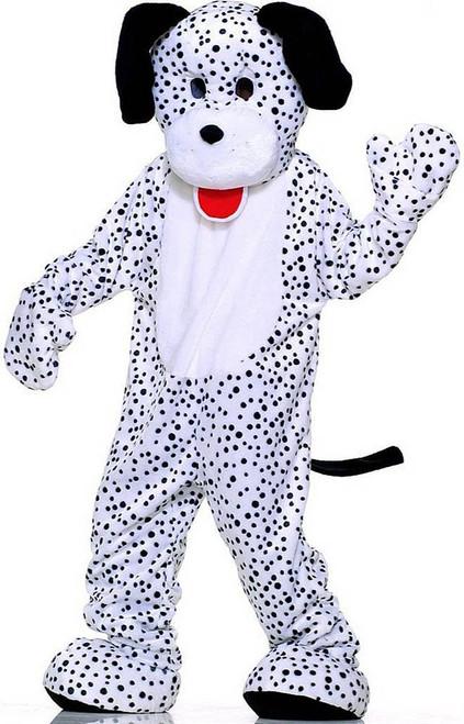 Deluxe Plush Dalmatian Mascot
