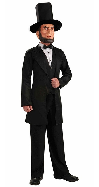 Lincoln Costume