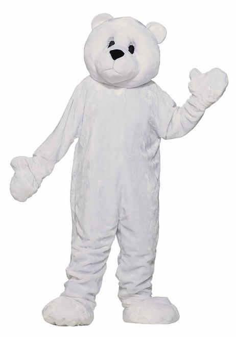 Deluxe Polar Bear Mascot