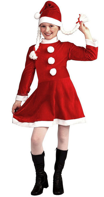 Deluxe Lil'Miss Santa's Helper