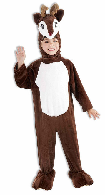 Plush Reindeer Child Costume