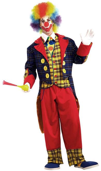 Checkers The Clown Costume