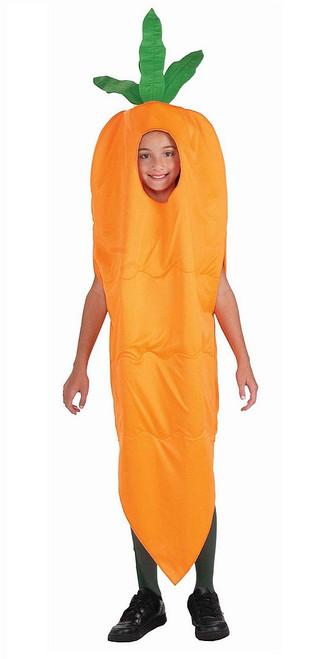 Carrot Child Costume