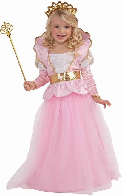 Sparkle Princess Girls Costume