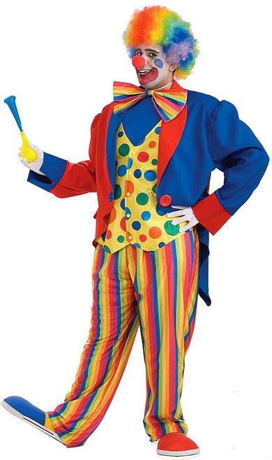 Clown Costume Plus