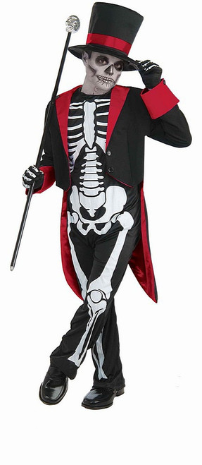 Mr. Bone Jangles Boy Costume