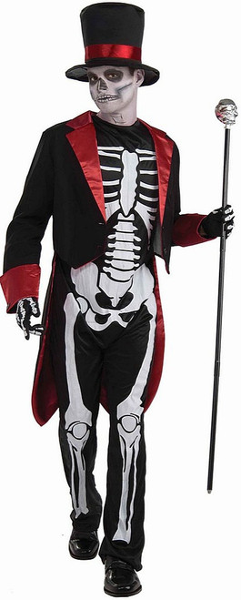 Mr. Bone Jangles Teen Costume