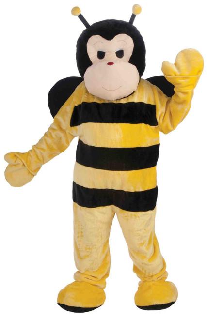 Plush Bee Mascot Costume