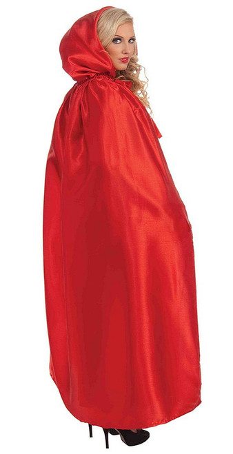 Masquerade Red Cape