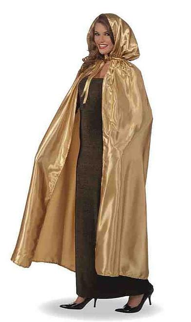 Masquerade Cape Gold