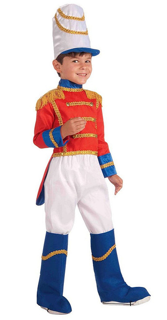 Toy Soldier Boy Costume