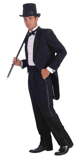 Tuxedo Tail Coat