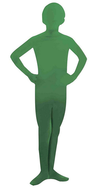 Green Skinsuit Child Costume