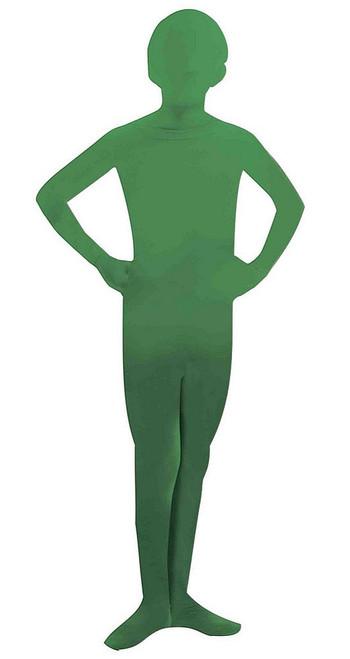 Green Skinsuit Child Costume