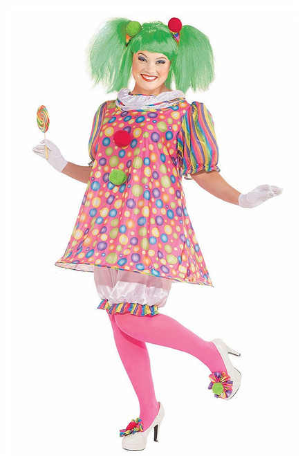 Tickles the Clown Costume Plus