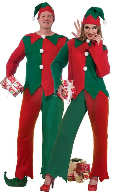 Adult Shop Toy Elf Costume
