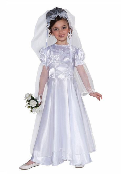 Wedding Belle Girl Costume