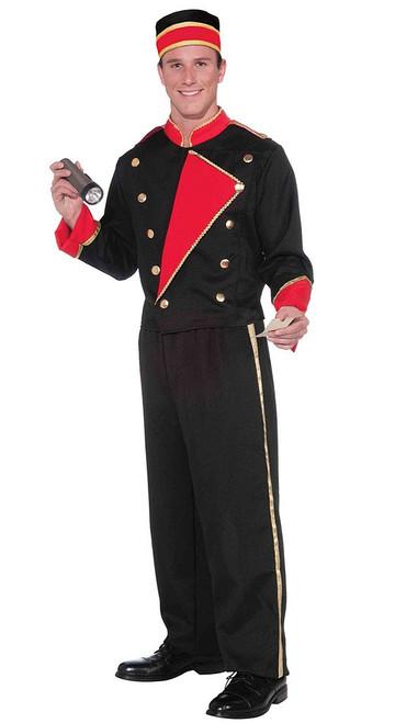 Movie Usher Valet Costume