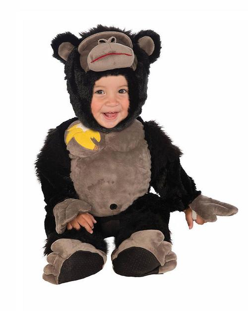 Gorilla Toddler Costume