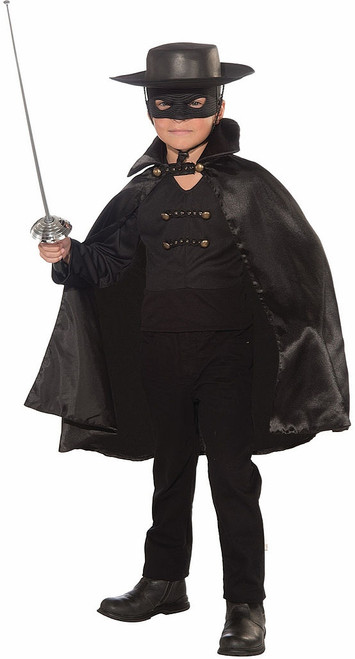 Bandito Zorro Child Costume