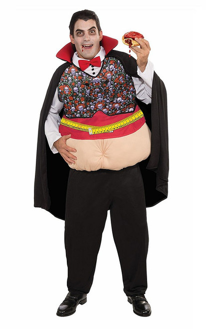 Count D'Calories Costume