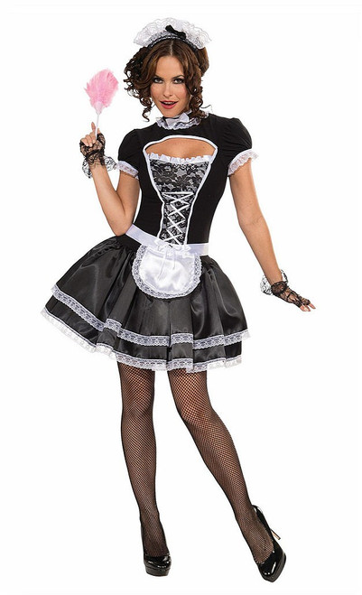 Suzette French Maid Costume
