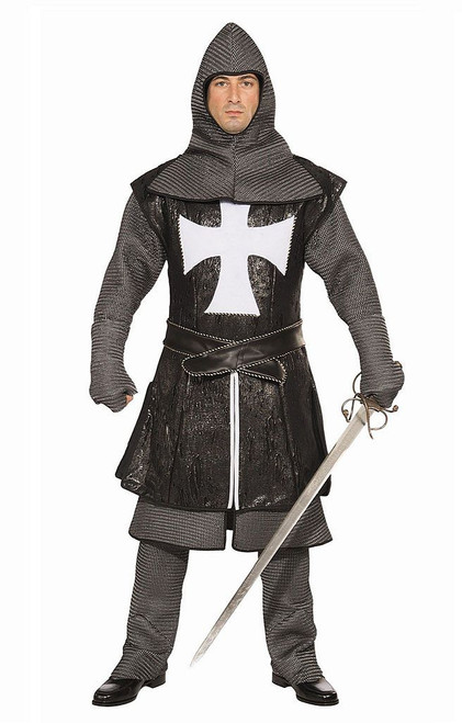 Black Knight Crusader Costume