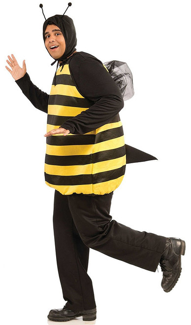 Bumble Bee Plus Costume