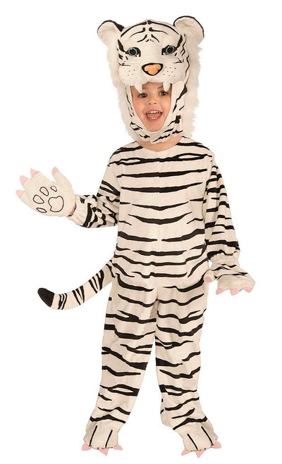 White Tiger Child Costume