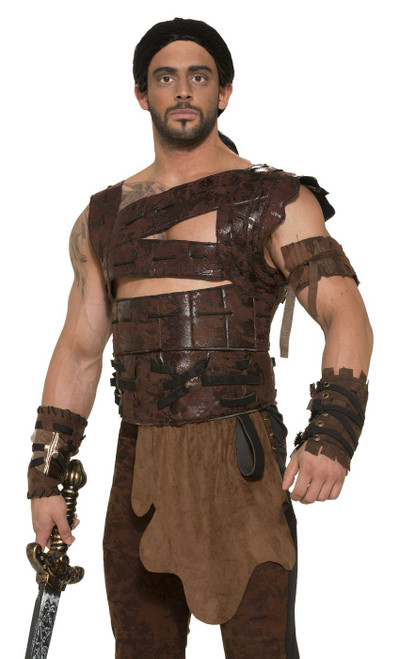 Medieval Faux Leather Armor