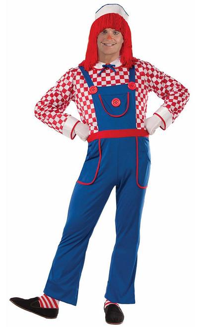 Rag Doll Man Costume