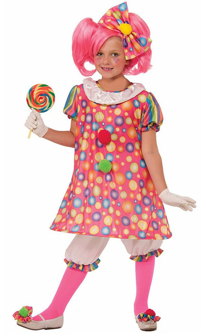 Little Tickles Clown Costume