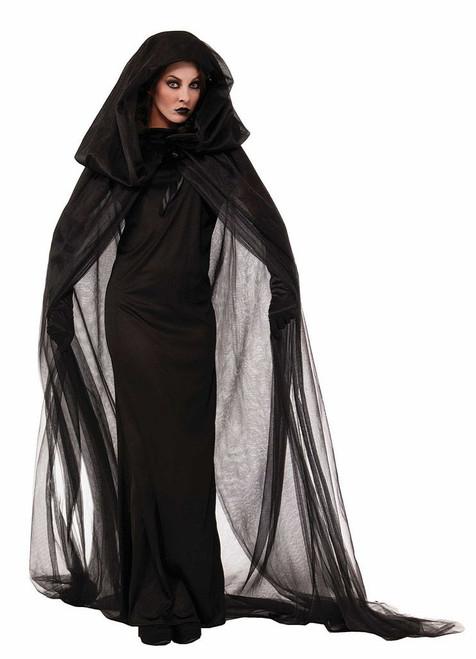 The Haunted Black Costume