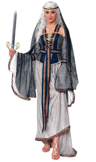 Lady of the Lake Costume