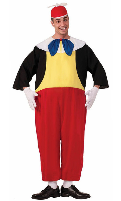 Wonderland Tweedle Dee Costume