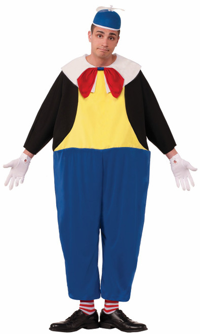 Wonderland Tweedle Dum Costume
