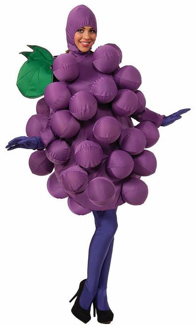 Adult Purple Grapes Costume
