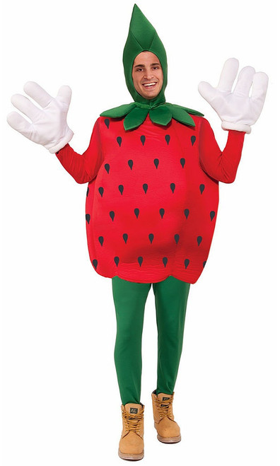 Strawberry Adult Costume