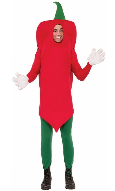 Hot Chili Pepper Adult Costume