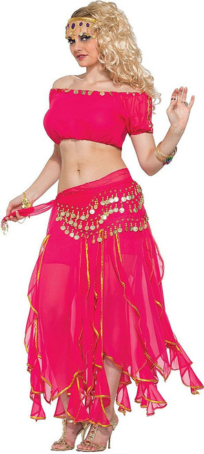 Sunrise Belly Dancer Adult Costume