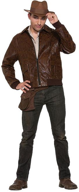 Indiana Jones Men's Bomber Jacket