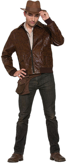Indiana Jones Men's Bomber Jacket