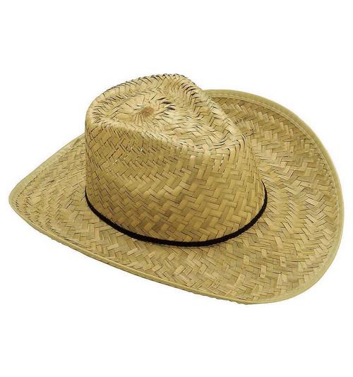 Adult Straw Hat