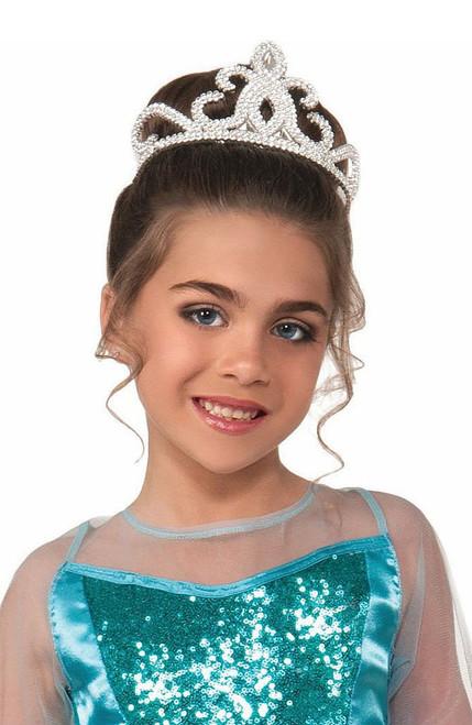 Frozen Elsa Silver Tiara